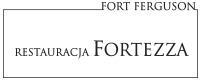 Restauracja Fortezza Poznań Logo